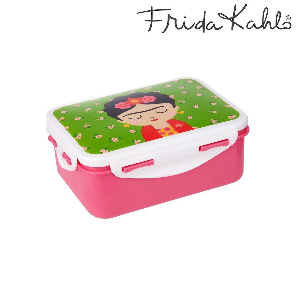 Frida Lunchbox or Sewing Storage Box
