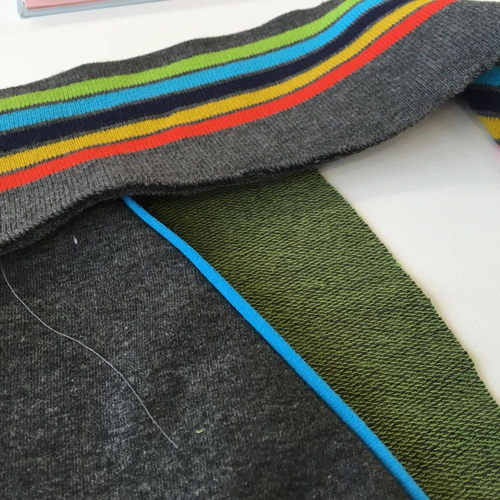 Elastic Piping Edge Trim - Frumble Fabrics