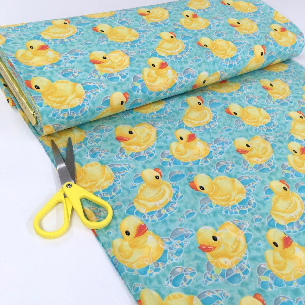 Rub-A-Dub Ducky Blue