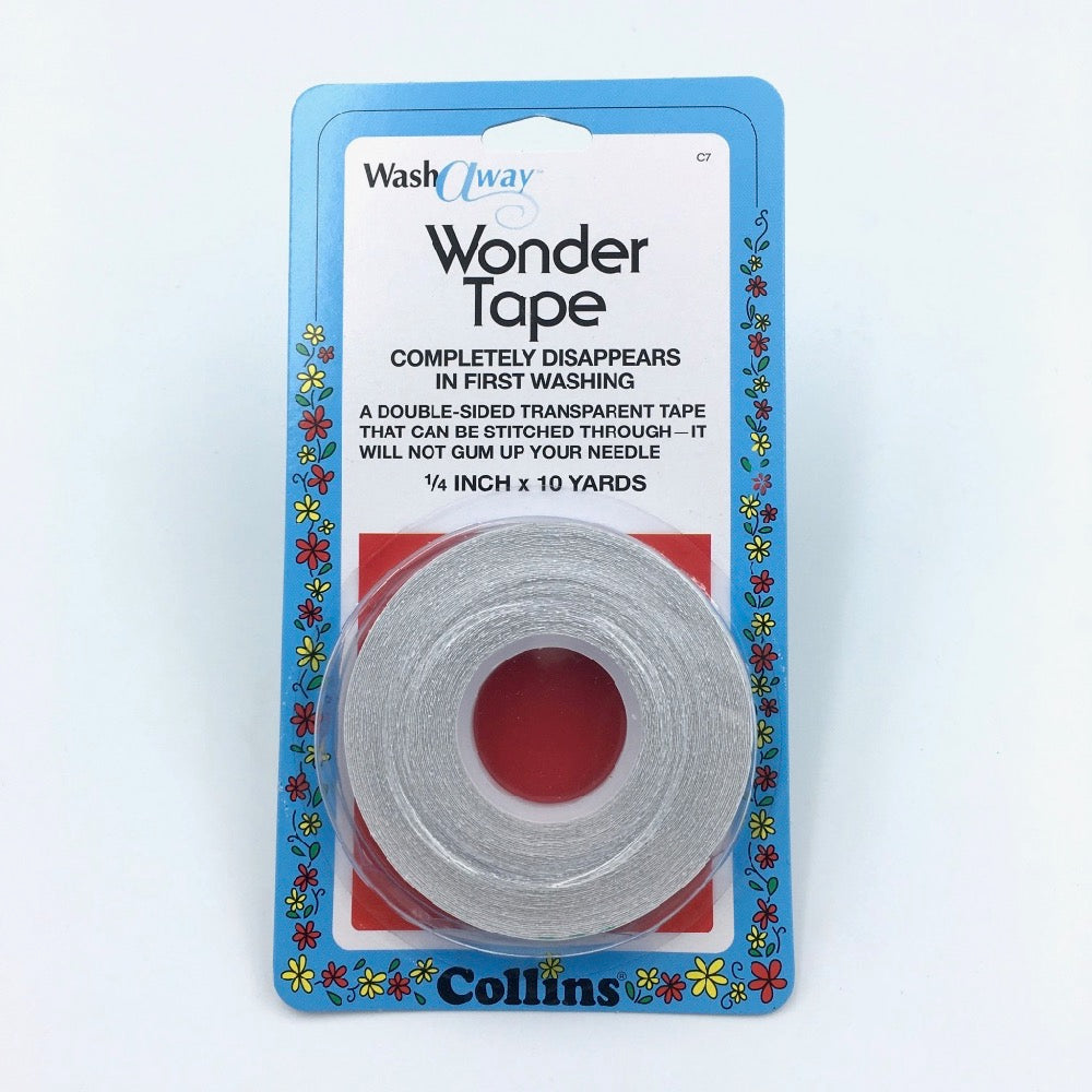 Collins Wash Away Wonder Tape 6mm Wide
