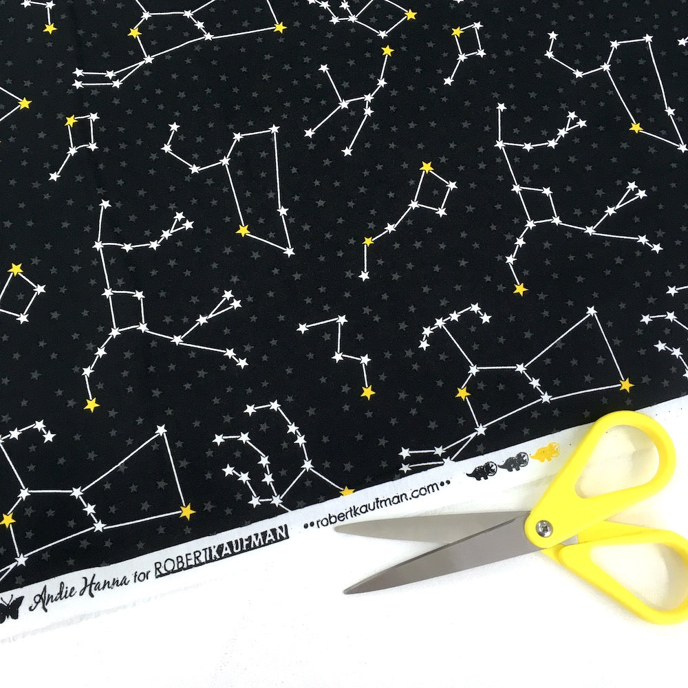 Robert Kaufman - Dino-soar - Constellations Black