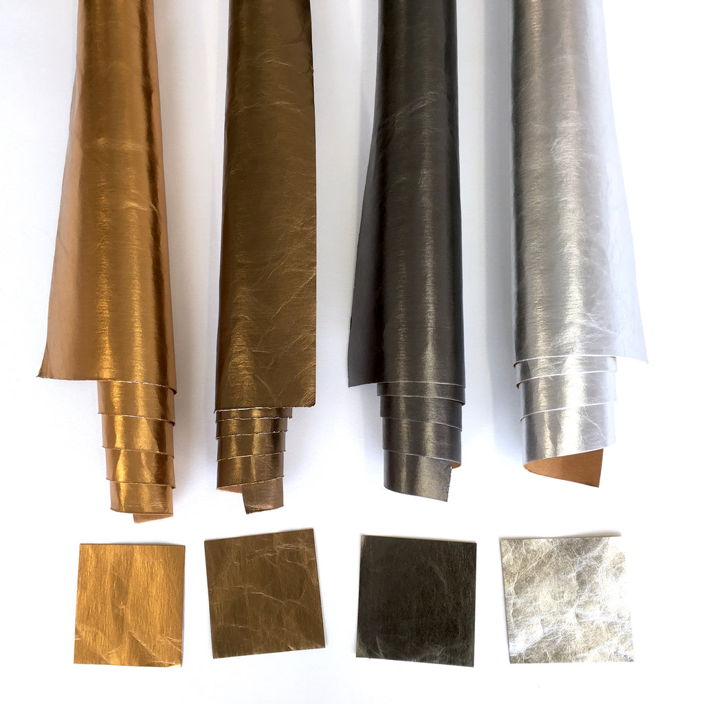 HappyHide Metallic Vegan Leather 0.55mm - Frumble Fabrics