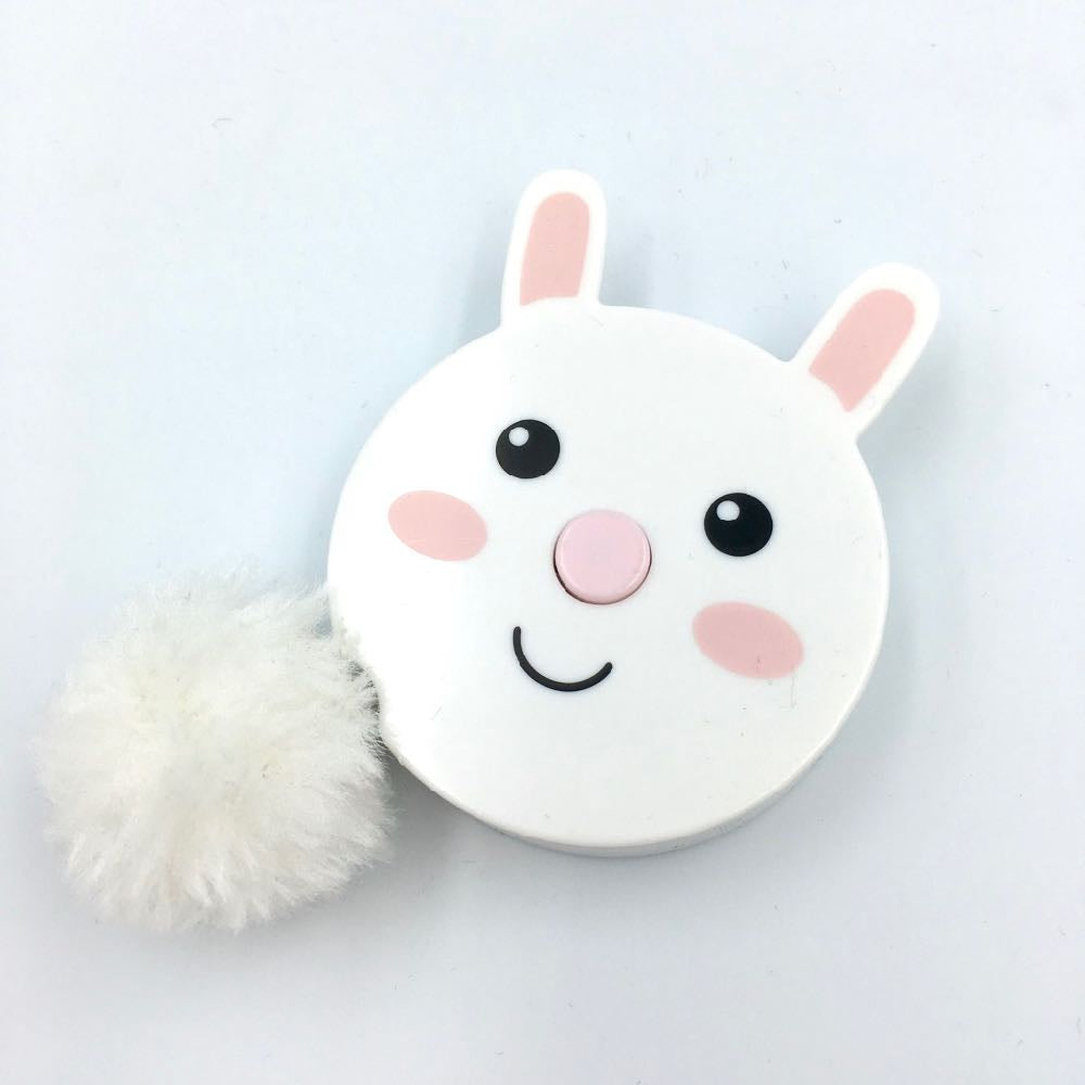 Pom pom Animals Tape Measure - Rabbit
