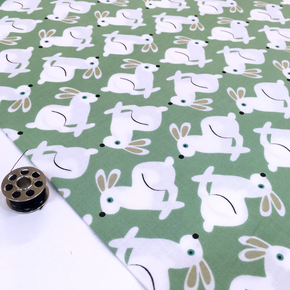 Geometric Rabbits Green