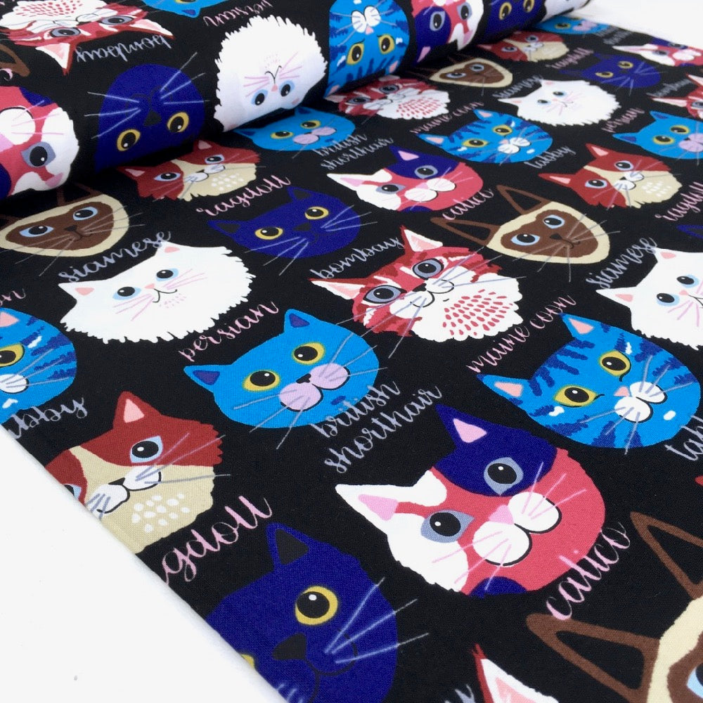 Calico And Company Black - Frumble Fabrics