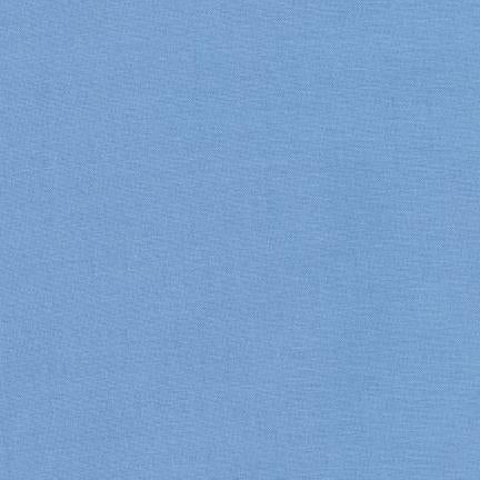 Kona Cotton Solids Candy Blue - Frumble Fabrics