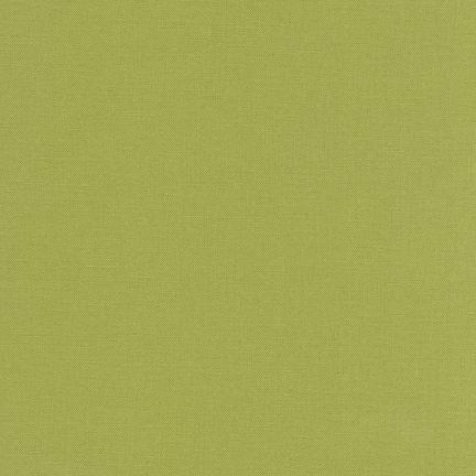 Kona Cotton Solids Olive - Frumble Fabrics
