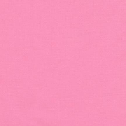 Kona Cotton Solids Carnation - Frumble Fabrics