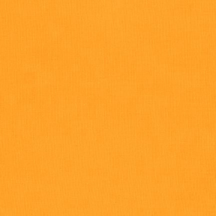Kona Cotton Solids Papaya - Frumble Fabrics