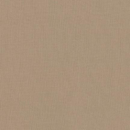 Kona Cotton Solids Cobblestone - Frumble Fabrics