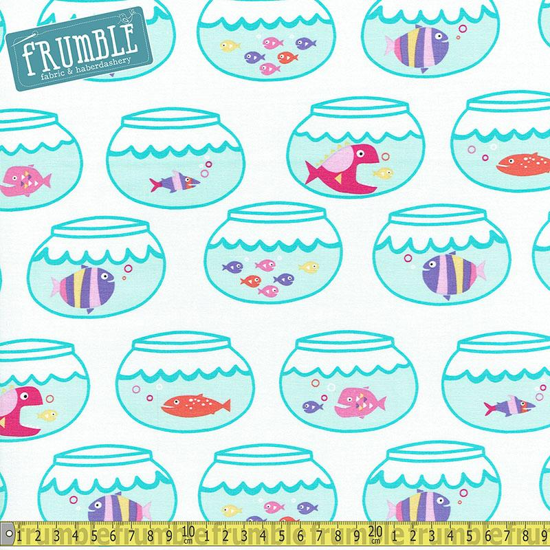 Swimming In Circles Mer-Mates - Frumble Fabrics