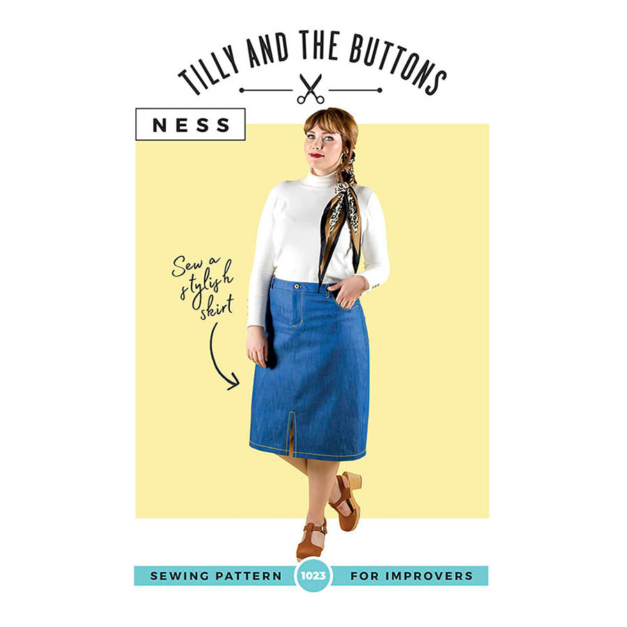Tilly And The Buttons Pattern