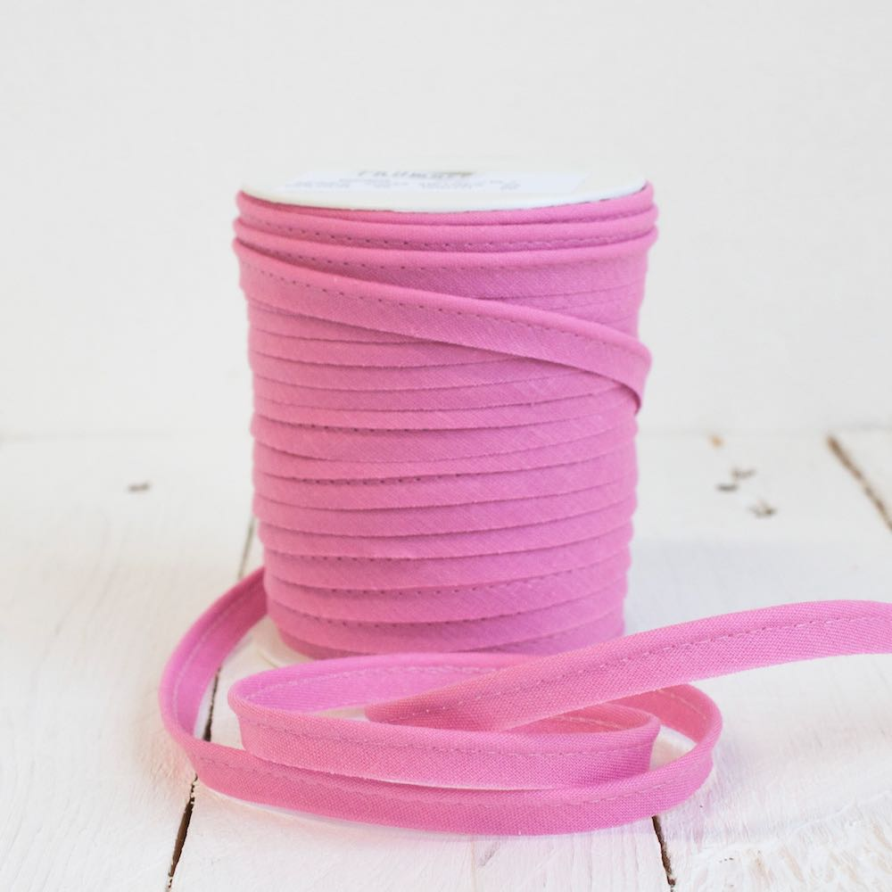 Small Plain Piping Bias Binding - Frumble Fabrics