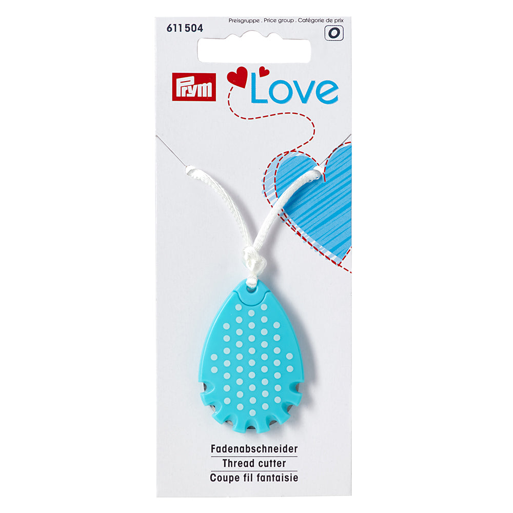 Prym Love Thread Cutter Pendant - Frumble Fabrics