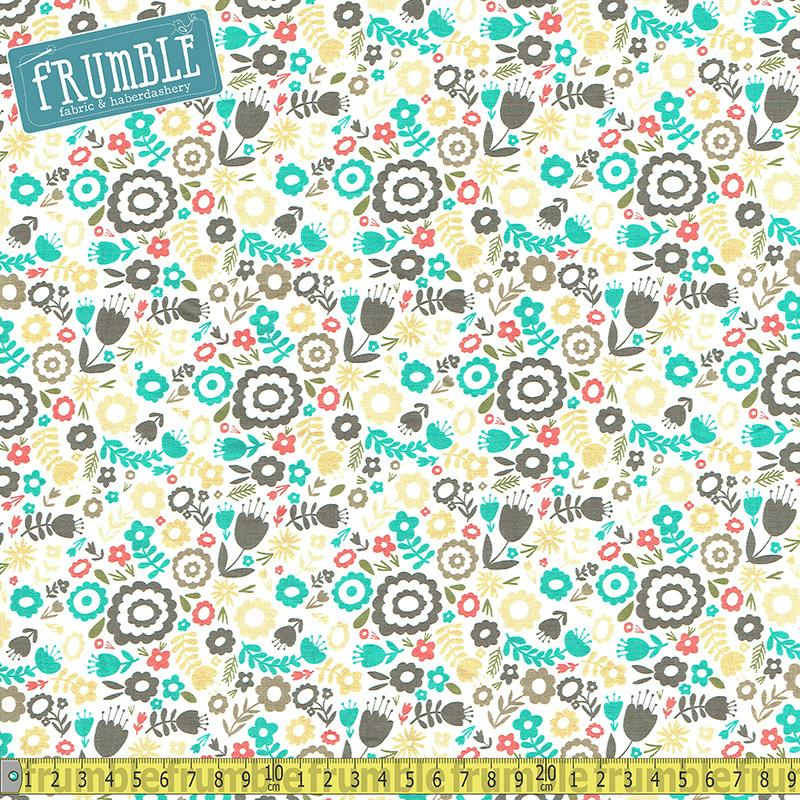 Heart And Soul Cream Fabric by Riley Blake