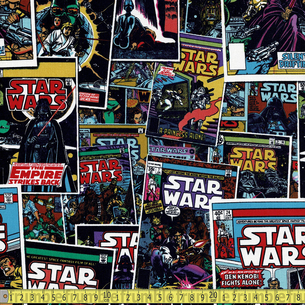 Star Wars Comic Book Multi