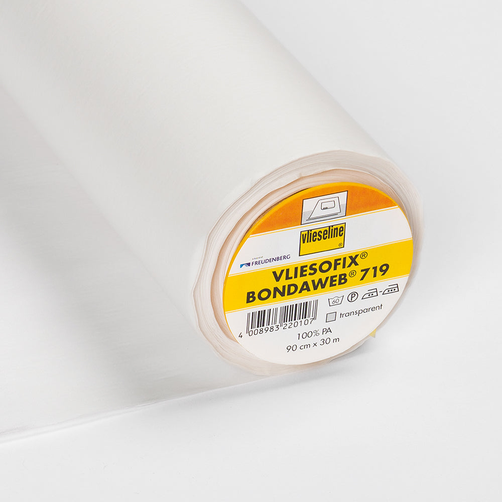 719 Bondaweb Iron-on Adhesive Transfer Paper (Per Metre)