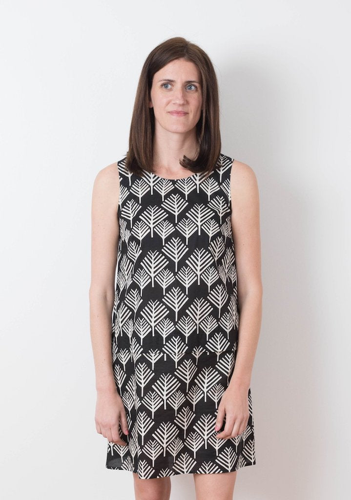 Grainline Studio - Willow Tank Dress - Frumble Fabrics