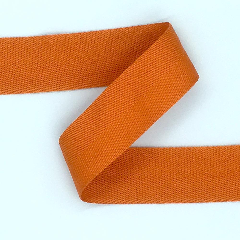 38mm Acrylic Webbing Tape - Amber