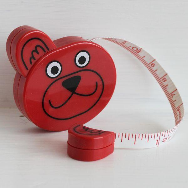 Tape Measure Teddy