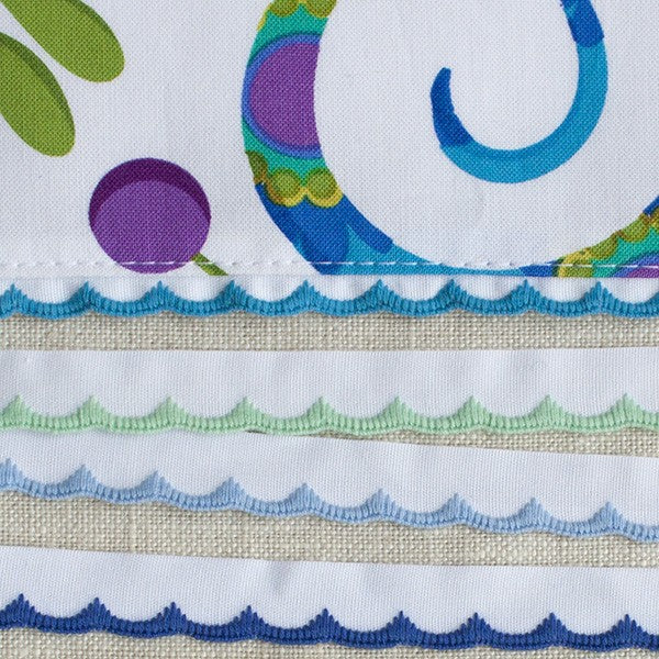 Antwerp Plain Edge Trim - Frumble Fabrics