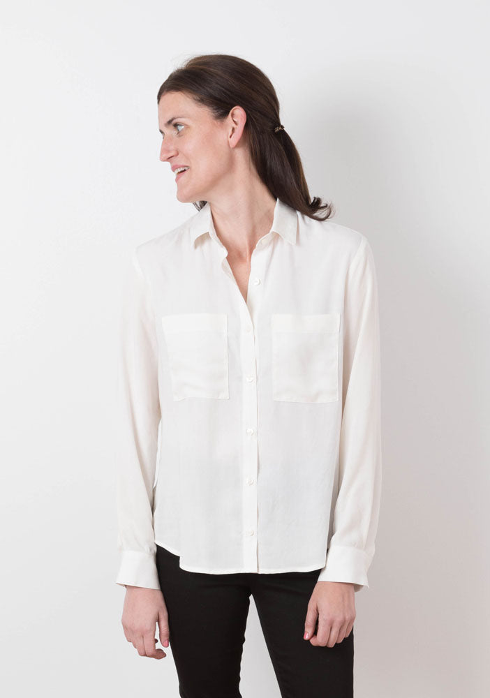 Grainline Studio - Archer Button Up - Frumble Fabrics