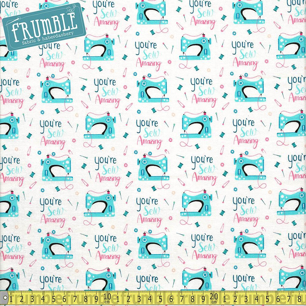 Very Punny - You're Sew Amazing - Frumble Fabrics