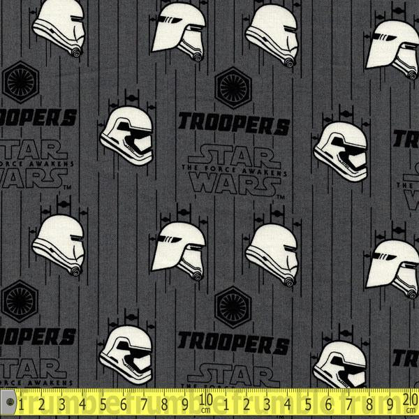 Star Wars Force Awakens Stormtroopers In Iron Fabric by Camelot