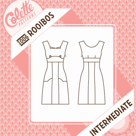 Rooibos Dress 1006 By Colette Patterns