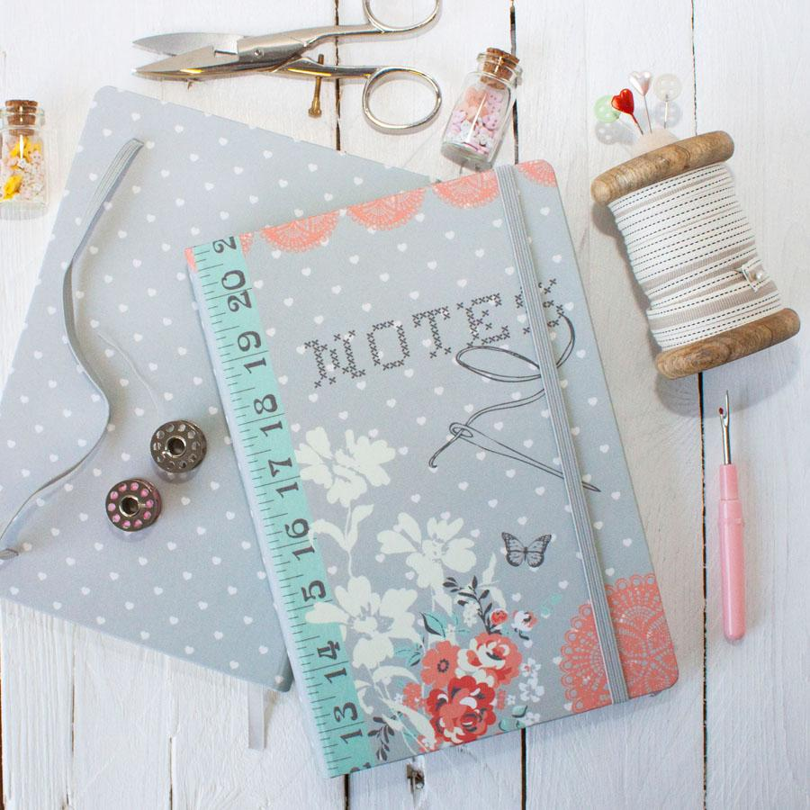 Sewing Project Notebook - Frumble Fabrics