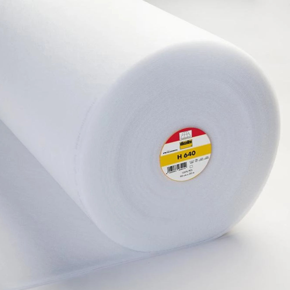 H640 Thick Volume Fleece Iron On (Per Metre) - Frumble Fabrics