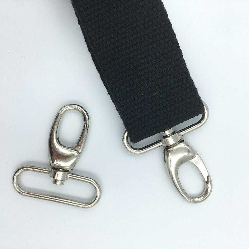 2x Swivel Hook Clasp 40mm - Frumble Fabrics