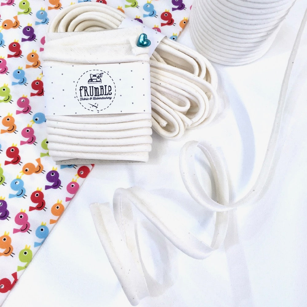 Medium Plus Piping Bias Binding - Frumble Fabrics