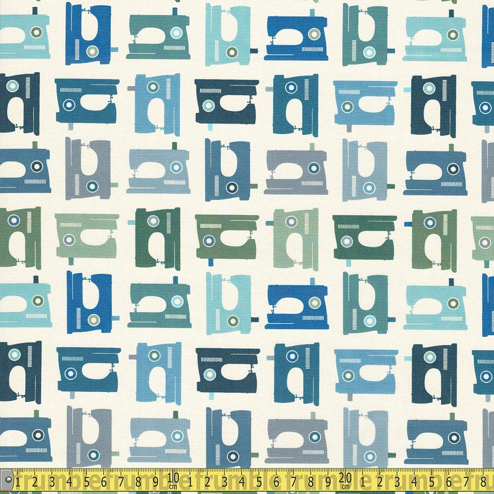 Paintbrush Studio - Sewing Mood - Sewing Machine Cool Sewing Fabric