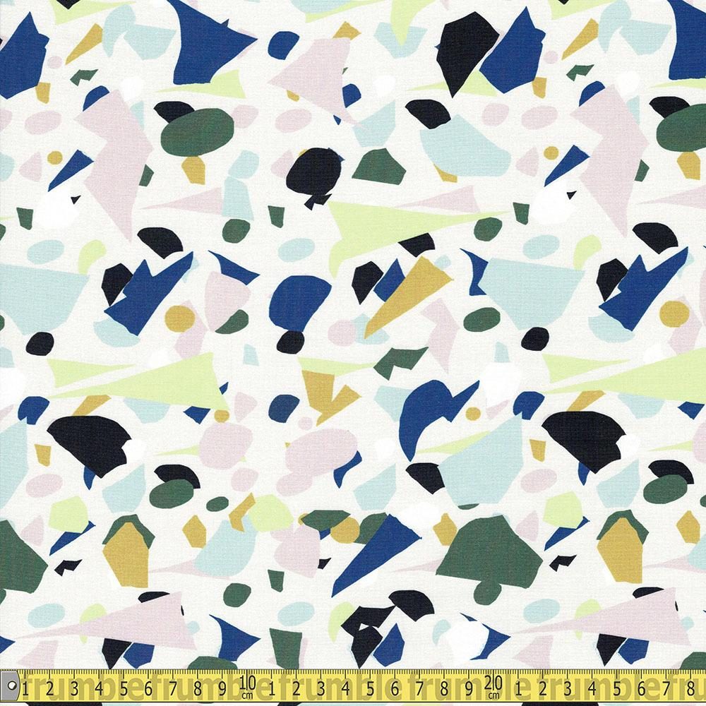 Paintbrush Studio - Sketchbook Terrazzo - Multi Sewing Fabric