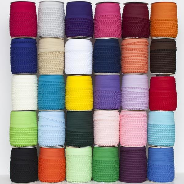 Plain Lace Edge Bias Binding 5 metres