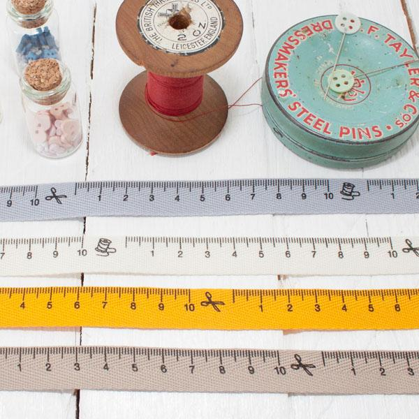 Ribbon Pack - Cotton Tape Measures