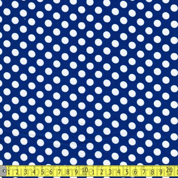 Spot On Medium Dot Riviera - Frumble Fabrics