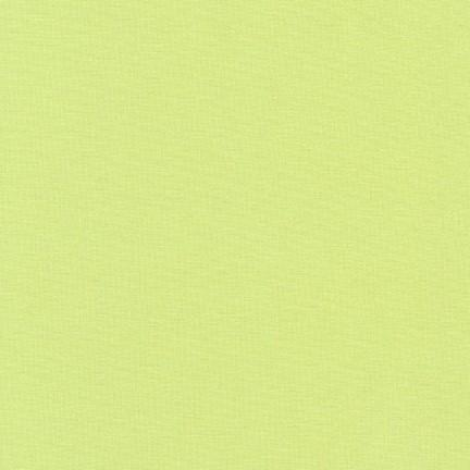 Kona Cotton Solids Honey Dew - Frumble Fabrics