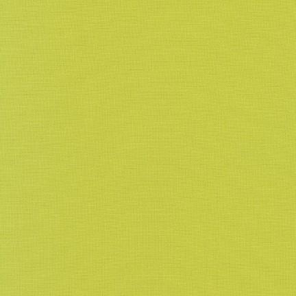 Kona Cotton Solids Limelight - Frumble Fabrics