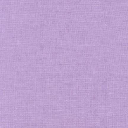 Kona Cotton Solids Orchid Ice Fabric by Robert Kaufman