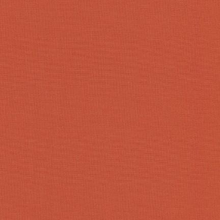Kona Cotton Solids Sienna - Frumble Fabrics