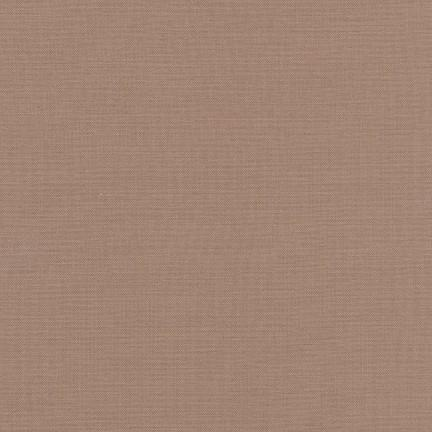 Kona Cotton Solids Suede - Frumble Fabrics