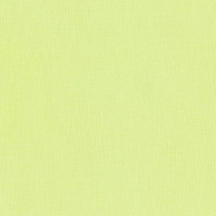 Kona Cotton Solids Summer Pear - Frumble Fabrics