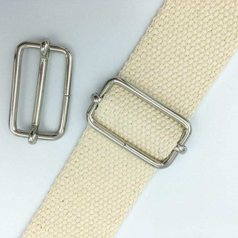 10x Slider Buckle 40x20x4.0mm