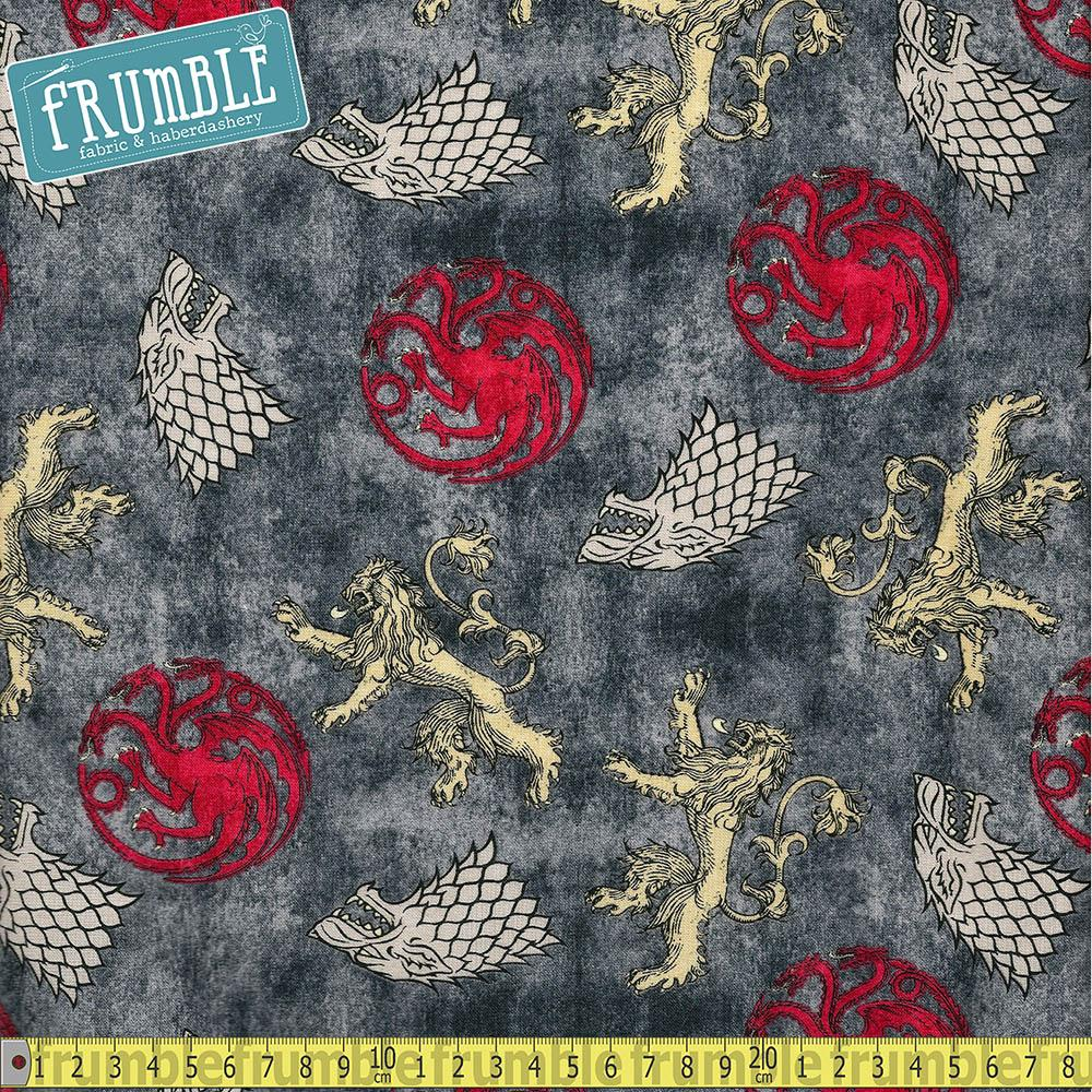 Game Of Thrones Power Play - Frumble Fabrics