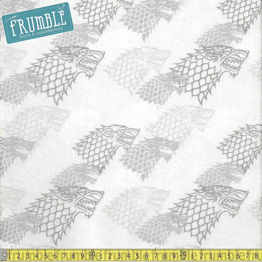 Game Of Thrones Winter Is Coming - Frumble Fabrics