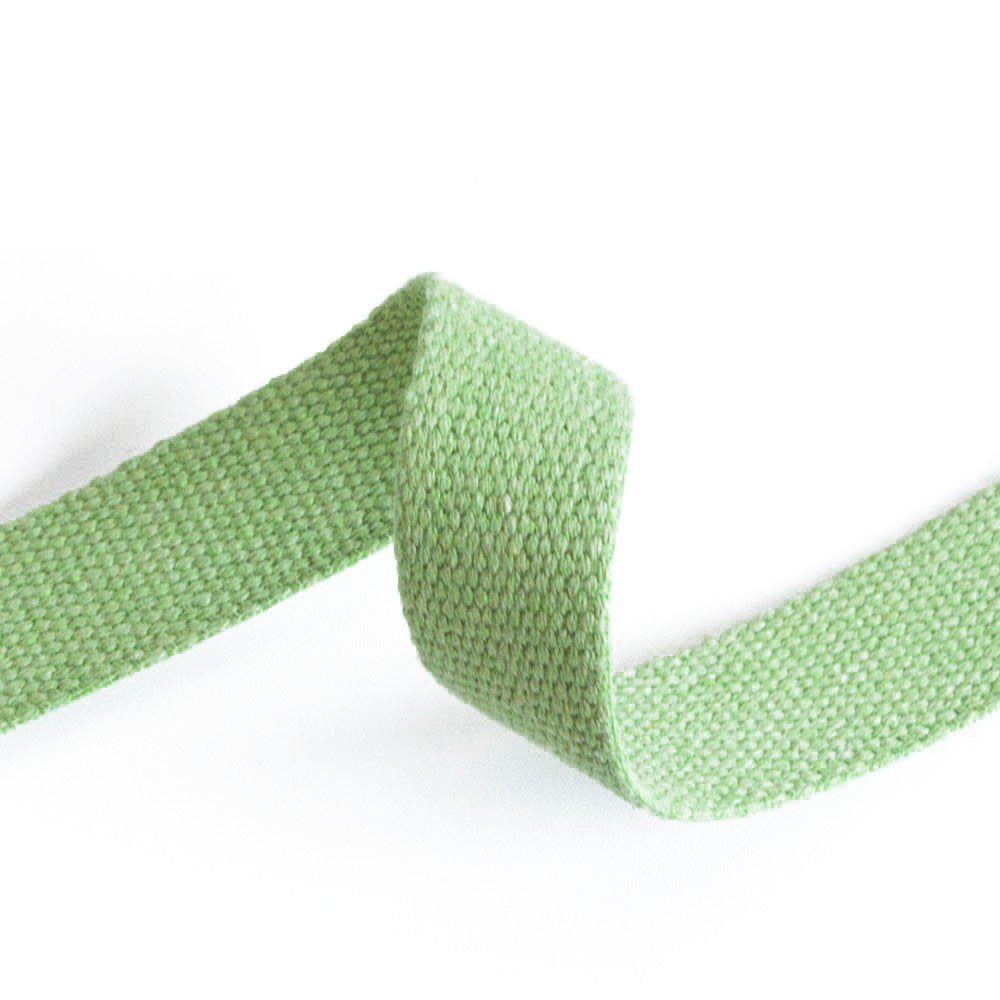 40mm Cotton Canvas Webbing - Frumble Fabrics