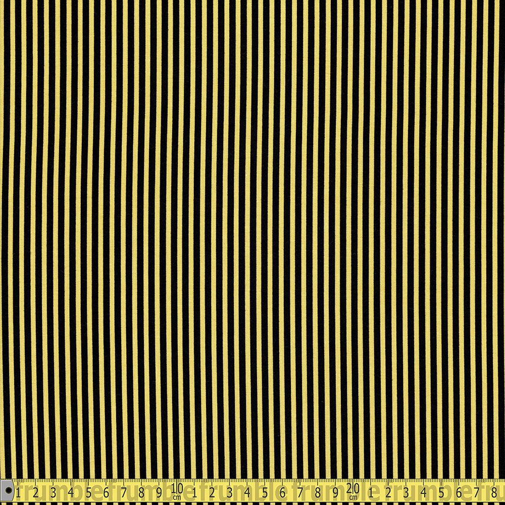 Timeless Treasures - Save The Bees - One-Eighth Stripe Bee Sewing Fabric