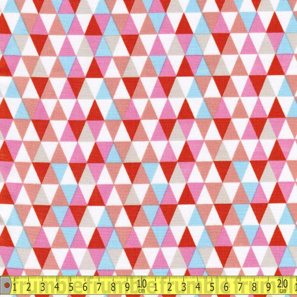 Triangle Geo Multi Fabric by Timeless Treasures